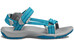 Teva W's Terra FI Lite Shoes City Lights Blue